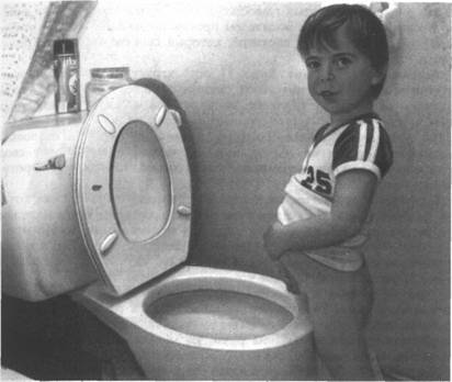 фото детская эрекция